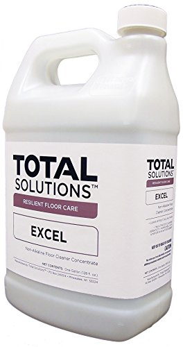 Excel, Mild pH floor cleaner concentrate - 4 Gallons