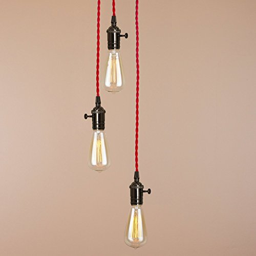 Cluster Pendant Light Fixture - 5