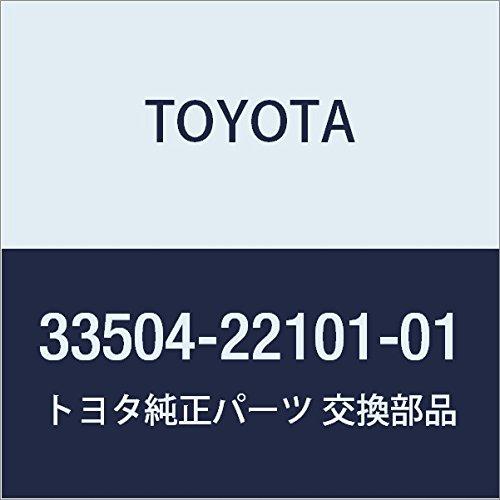 TOYOTA Genuine 33504-22101-01 Shift Lever Knob Sub Assembly