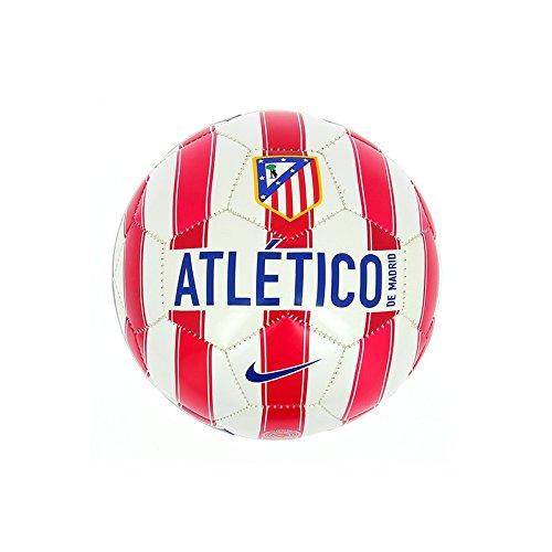 Nike Balón Skills-Athletic Madrid, White/V Red/empapado Blue, 1 ...