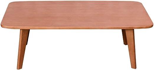 Mesa pequeña plegable, mesa de té pequeña creativa Decoración de ...