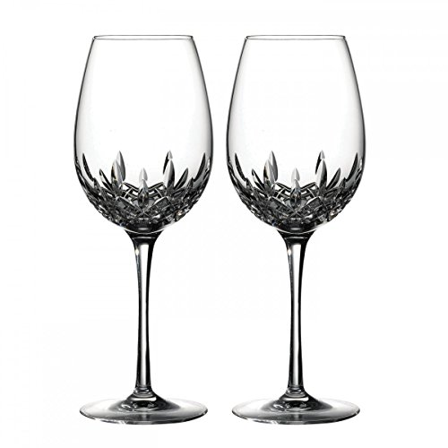 (Waterford Crystal Lismore Essence Red Wine Goblet, Set of 2 )