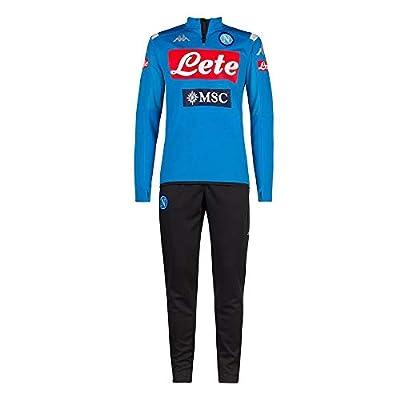 2019-2020 Napoli Presentation Tracksuit (Blue)