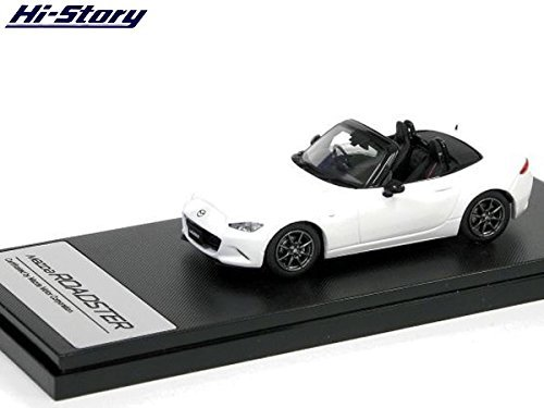 marca de lujo Hi-Story Hi-Story Hi-Story Hs129Aw 143 Mazda Roadster 2015 blancoo Polar Nuevo  los últimos modelos