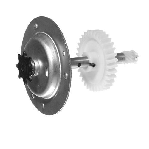 Gear Sprocket Kit 1/3-1/2HP Liftmaster Sears Craftsman Garage Door Opener Part ()