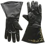 Rubie's Men's Zorro Adult Gauntlets, Black, One Size