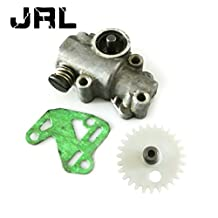 JRL New Oil Pump Worm Gear Gasket Set For STIHL 038 MS380 MS381 Chainsaws