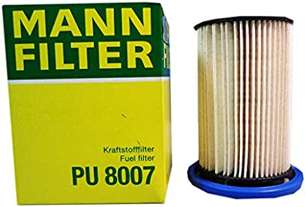Mann Filter PU 8007 Filtro combustible