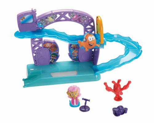 Deema Bubble Guppies (Fisher-Price Bubble Guppies, Rock and Roll)