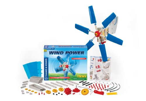Thames & Kosmos Alternative Energy and Environmental Science Wind (Wind Power Experiment Kit)