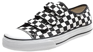 26019f54c0 Vans U PRISON ISSUE  23 ChckerboardBlk   Amazon.co.uk  Shoes   Bags