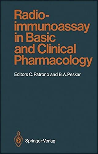 Radioimmunoassay in Basic and Clinical Pharmacology (Handbook of Experimental Pharmacology)