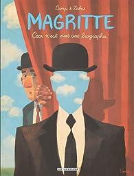 Magritte : Ceci n'est pas une biographie par Vincent Zabus