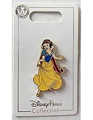 Disney Pin 120591 Glitter Princess - Snow White Pin