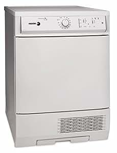 Fagor SF-700CB Independiente Carga frontal 7kg B Color blanco - Secadora (Independiente, Carga frontal, Condensación, Color blanco, Giratorio, LED)