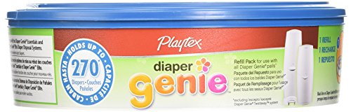 Playtex Diaper Genie Ii Refill Cartridge, 3 Pound by Playtex