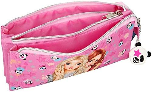 Top Model Estuche Tubular TOPModel Rose Fucsia Panda (0010619), Multicolor (DEPESCHE 10619): Amazon.es: Juguetes y juegos