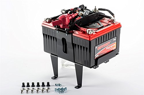 Batteries Road Off - Genesis Offroad Toyota Tacoma Dual Battery Kit