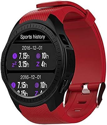 Amazon.com: NOMENI Fitness Tracker Smart Watch Heart Rate ...