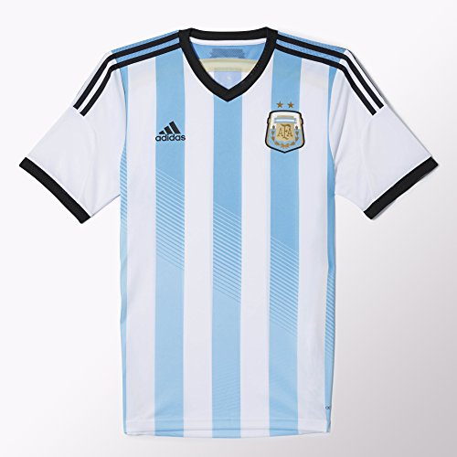 adidas Argentina Home Authentic Soccer Jersey World Cup 2014 (M) ()