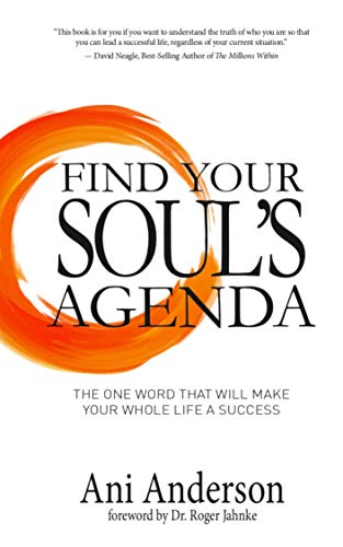 Find Your Souls Agenda: The one word that will make your whole life a success