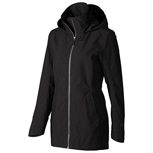 (Marmot Women's Lea Jacket, Black,)