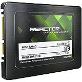 Mushkin REACTOR 1TB Internal Solid State Drive (SSD) 2.5 Inch SATA III 6Gb/s MLC 7mm MKNSSDRE1TB