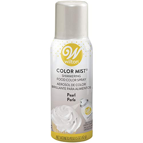 (Wilton Pearl Edible Food Color Spray, 1.5 ounce)