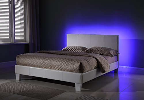 Bed With Led Lights