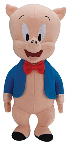 "Looney Tunes - Porky Pig 9"" Plush"