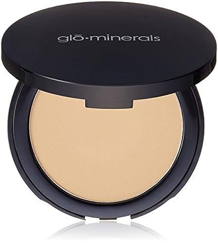 glo Minerals Pressed Base Make-up, Honey