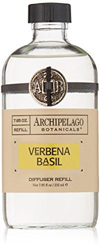 Archipelago Verbena Basil Diffuser Refill