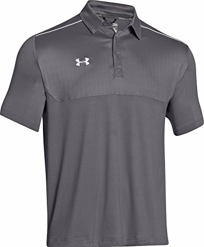 Under Armour Mens Ultimate Polo Golf Shirt Top 1247506
