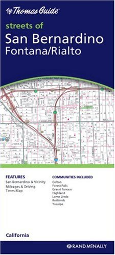 San Bernardino, Fontana Rialto California pdf