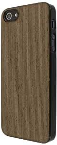 Empire Mpero Embark - Carcasa de madera reciclada para Apple iPhone 5 y 5S, color marrón