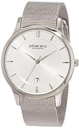 "Johan Eric Men's JE2000-04-001 ""Hobro"" Stainless Steel Watch"