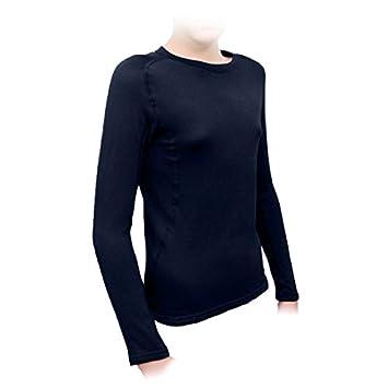 D.Fens ANDE8401 Azul Camiseta Deportiva Camiseta térmica técnica DFenstec 100% Polipropileno.: Amazon.es: Deportes y aire libre