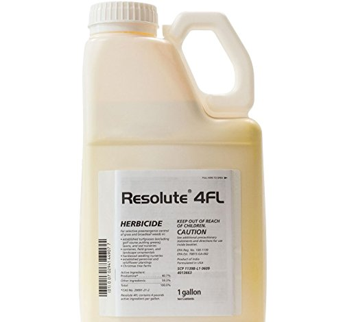 Resolute 4FL Herbicide - 128 oz by Resolute