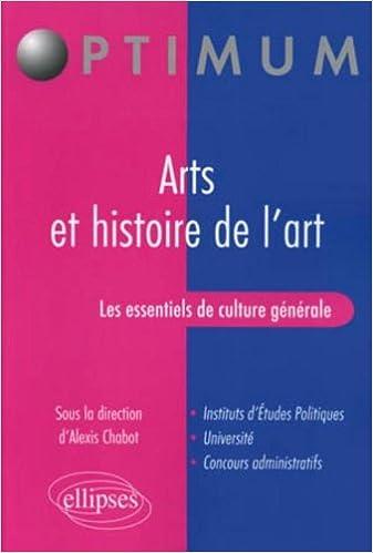 Culture générale histoire de l'art