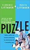 Personality Puzzle, Florence Littauer and Marita Littauer, 080078703X