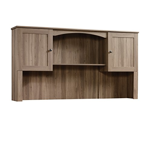 Sauder 417587 Harbor View Salt Oak Hutch (Sauder Oak Desk)