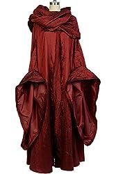 Melisandre Game of Thrones Costume