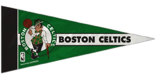 Rico NBA Celtics 8 Pc Mini Pennant Pack Sports Fan Home Decor, Multicolor, One Size by Rico