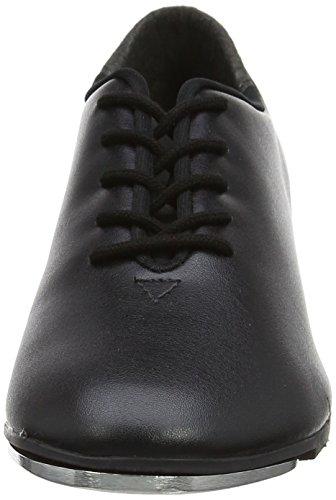 So Danca Unisex-Kinder Ta04/05 Stepptanzschuhe Schwarz (Black)