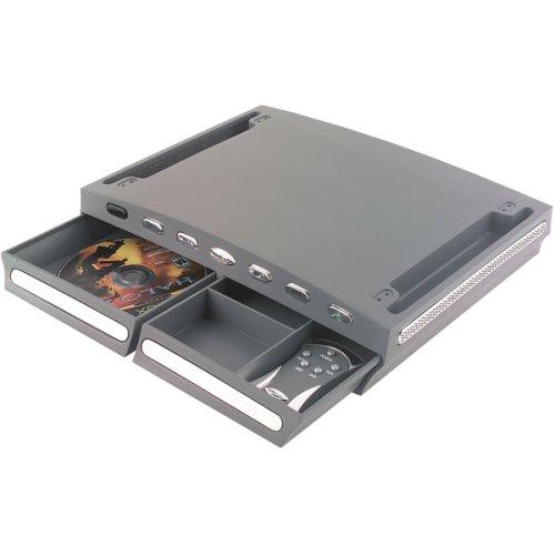 Intec Av Selector (INTEC G8618 XBOX360 AV SELECTOR & STORAGE)