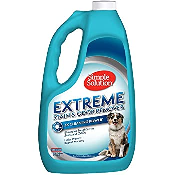 Amazon Com Simple Solution Extreme Stain Odor Remover