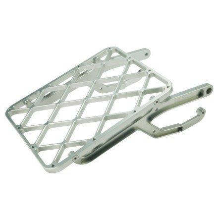 Pro Moto Rack-It Cargo Rack - Silver ()