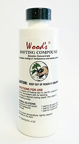 Rooting Compound - Woods Rooting Compound 4oz -