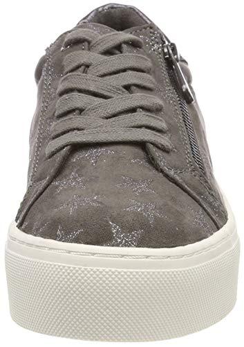 TOZZI 2 Sneaker 23717 Damen Grau 225 31 MARCO grey Dk 2 Comb 225 adBxqwqUH