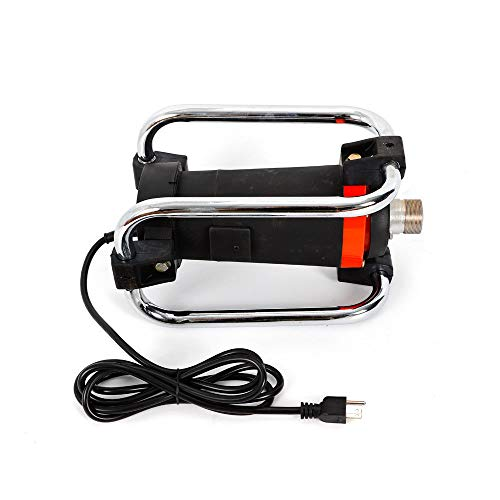 1100W 16000RPM Electric Concrete Vibrator Remove Air Bubbles Level+4.5M Poker ()